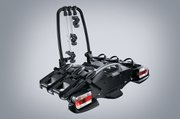 Tow Bar Mounted Bike Carrier (Three Bikes)