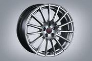 STI ENKEI Alloy Wheel Set (4) - 18x7.5 (Silver)
