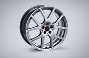 STI ENKEI Alloy Wheel Set (4) - 18in (Silver)
