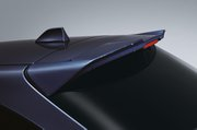 Roof Spoiler*  (STI Roof End Spoiler cannot be fitted)
