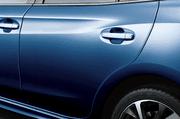 Door Edge Moulding - Blue (2 required)