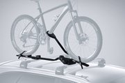 Bicycle Holder - Black (Upright)