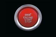 Push Start Engine Switch (Red)