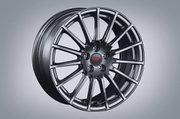 STI ENKEI Alloy Wheel Set (4) - 18x7.5 (Gun Metal)