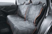 Rear Stripe All Weather Seat Cover