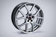 STI ENKEI Alloy Wheel Set (4) - 17in (Silver)