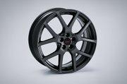 STI ENKEI Alloy Wheel Set (4) - 17in (Gun Metal)