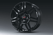 STI Alloy Wheel Set (4) - 18in (Black)