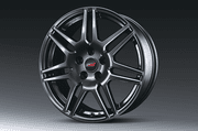STI Alloy Wheel Set (4) - 17in (Gun Metal)