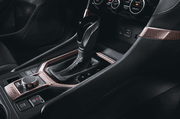 Centre Console Rose Gold Trim