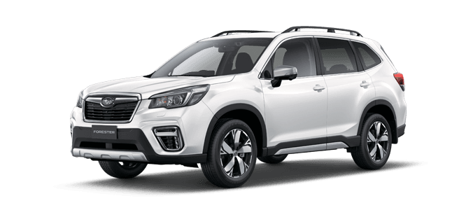 Subaru Forester Car Image