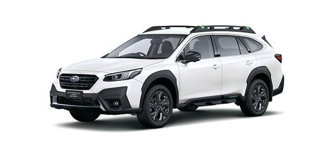 Subaru Outback Car Image